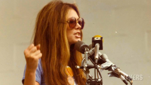 Bonnie Schaefer Gloria Steinem Then and Now